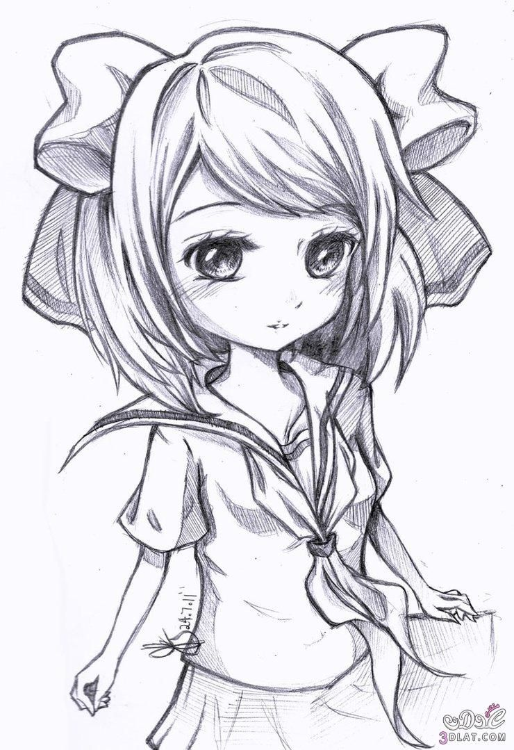 Pin By شوجوشا را On انمي بنات رسم With Images Cute Coloring