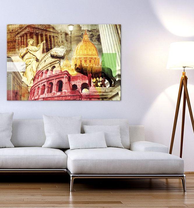 Wandbild, Leinwandbild, Bild auf Leinwand, Foto auf Leinwand ...