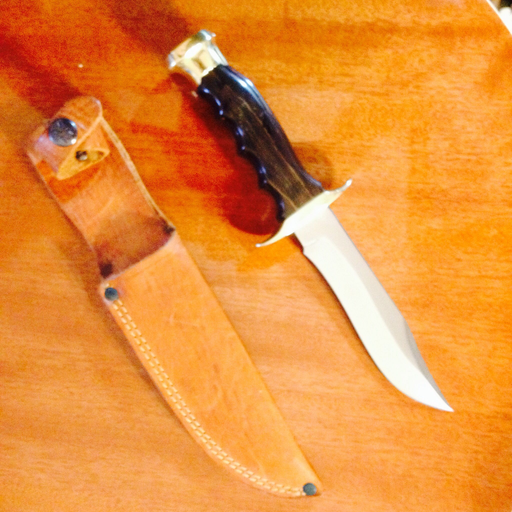 Muela Brand Bh 14 Commando Hunting Knife Made Spain Using High Content Vanadium And Molybdenum Toledo Steel Paid 25 For This Beauty Nice