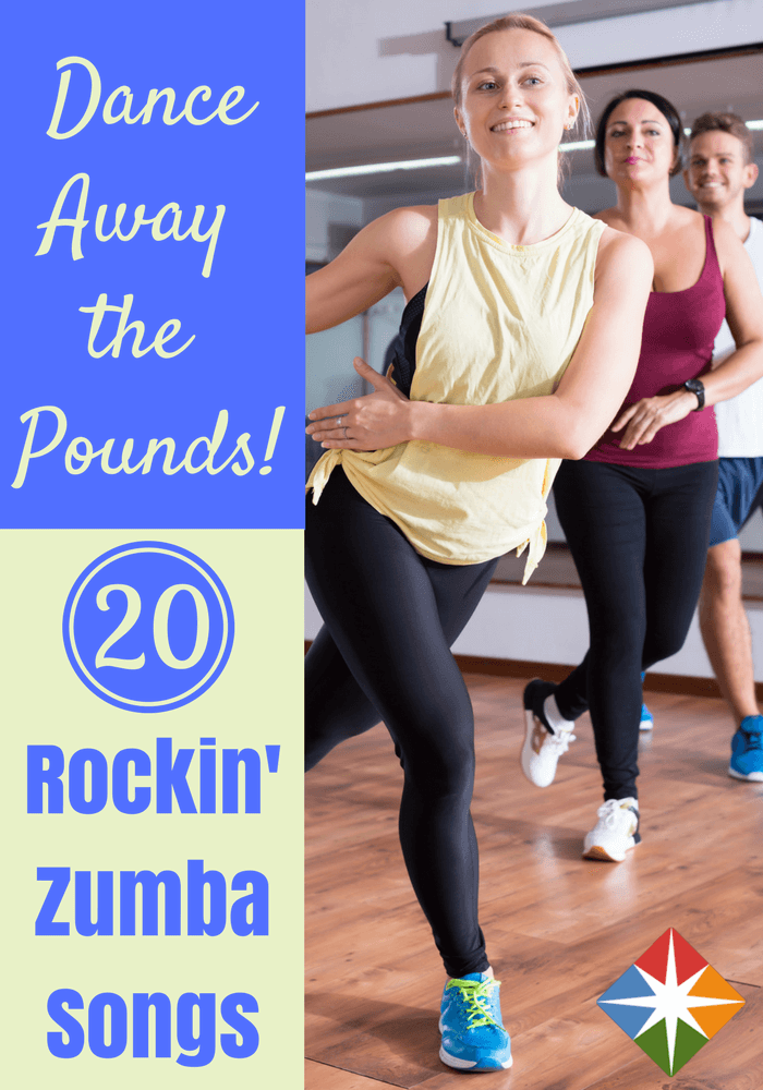 Do you love to groove when you need to move? These 20 Zumba songs are just the things to get you rhumba-ing to the gym or moving in your own living room.
