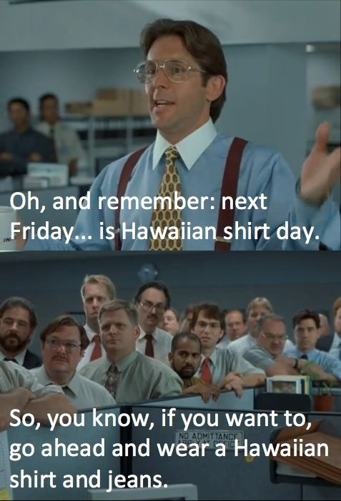 Pin By Stephanie Byrd On Story Of My Life Office Space Movie Office Space Quotes Office Humor