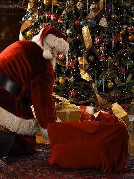 Santa ~ The night before Christmas