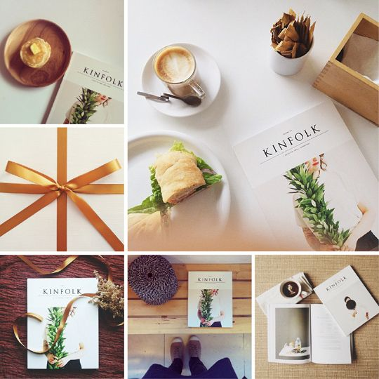 Kinfolk Magazine - Journal - Instagram Favorites: Kinfolk Vol 6