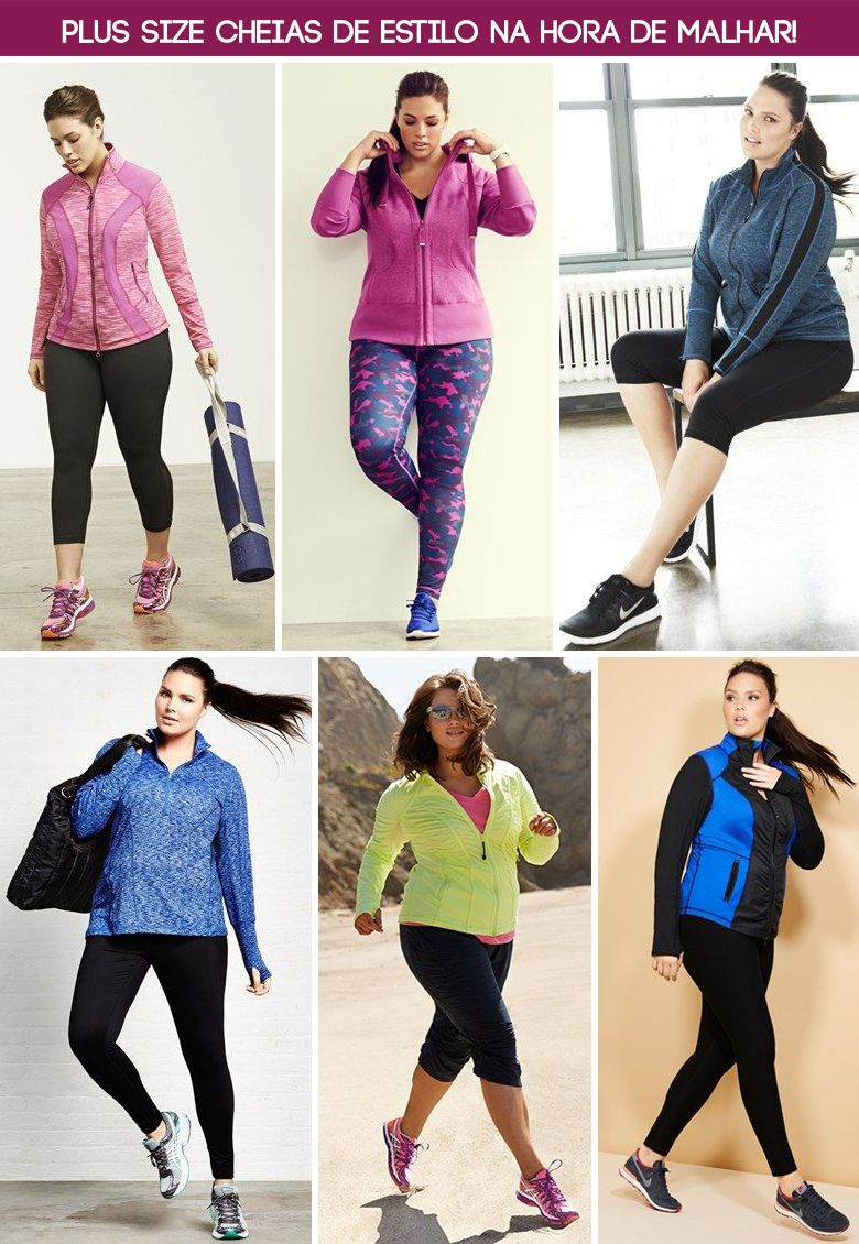 Estilo Meu - Consultoria de Imagem / plus size gym / fitness / gym style / style…