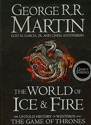 The world of ice and fire: the #untold #history of the world of a game of #throne,  View more on the LINK: 	http://www.zeppy.io/product/gb/2/371464156445/