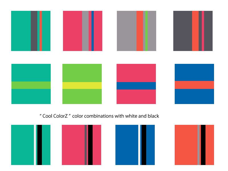 Color Combinations fall / winter 2013 inspirations : cool colorz - csi colorworld