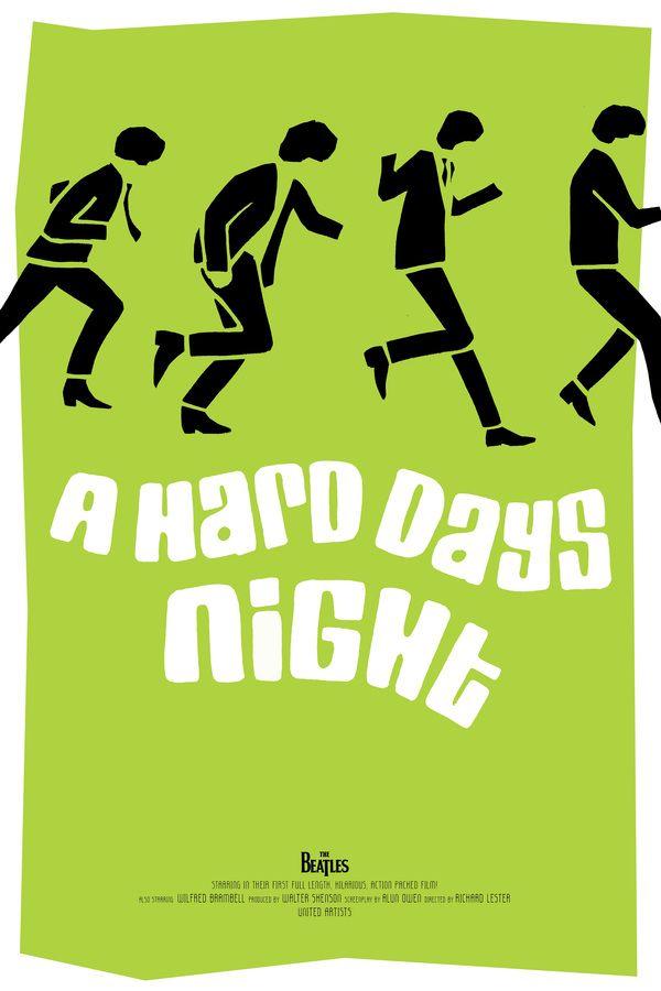 A Hard Day's Night by Ganesha Balunsat