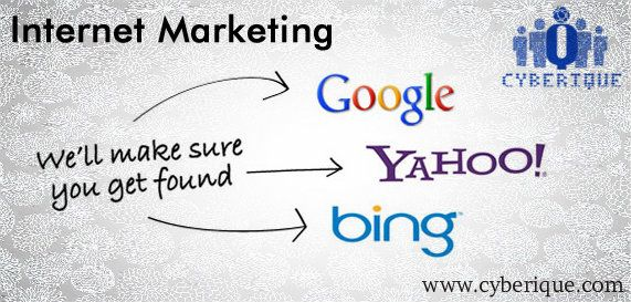 #Internet #Marketing –  #Internet Marketing Services, positioning and proper online marketing techniques are provided by offshore outsourcing providers  Cyberique. See more: http://www.cyberique.com/internet-marketing.php