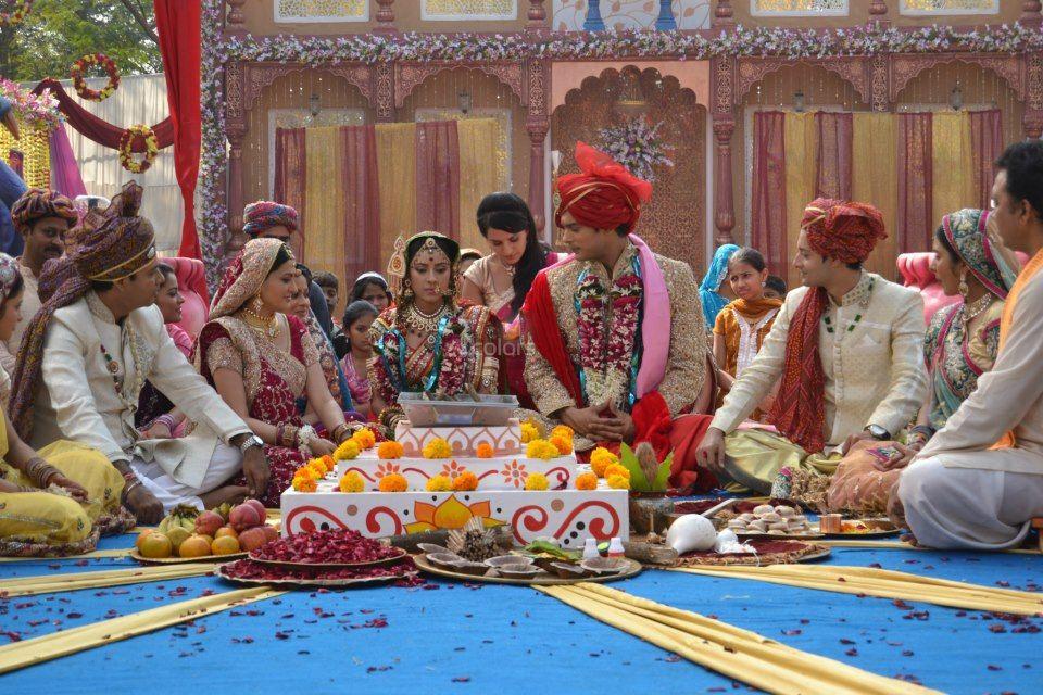 Shiv Anandi Vivaah Photos Balika Vadhu Anandi Shiv
