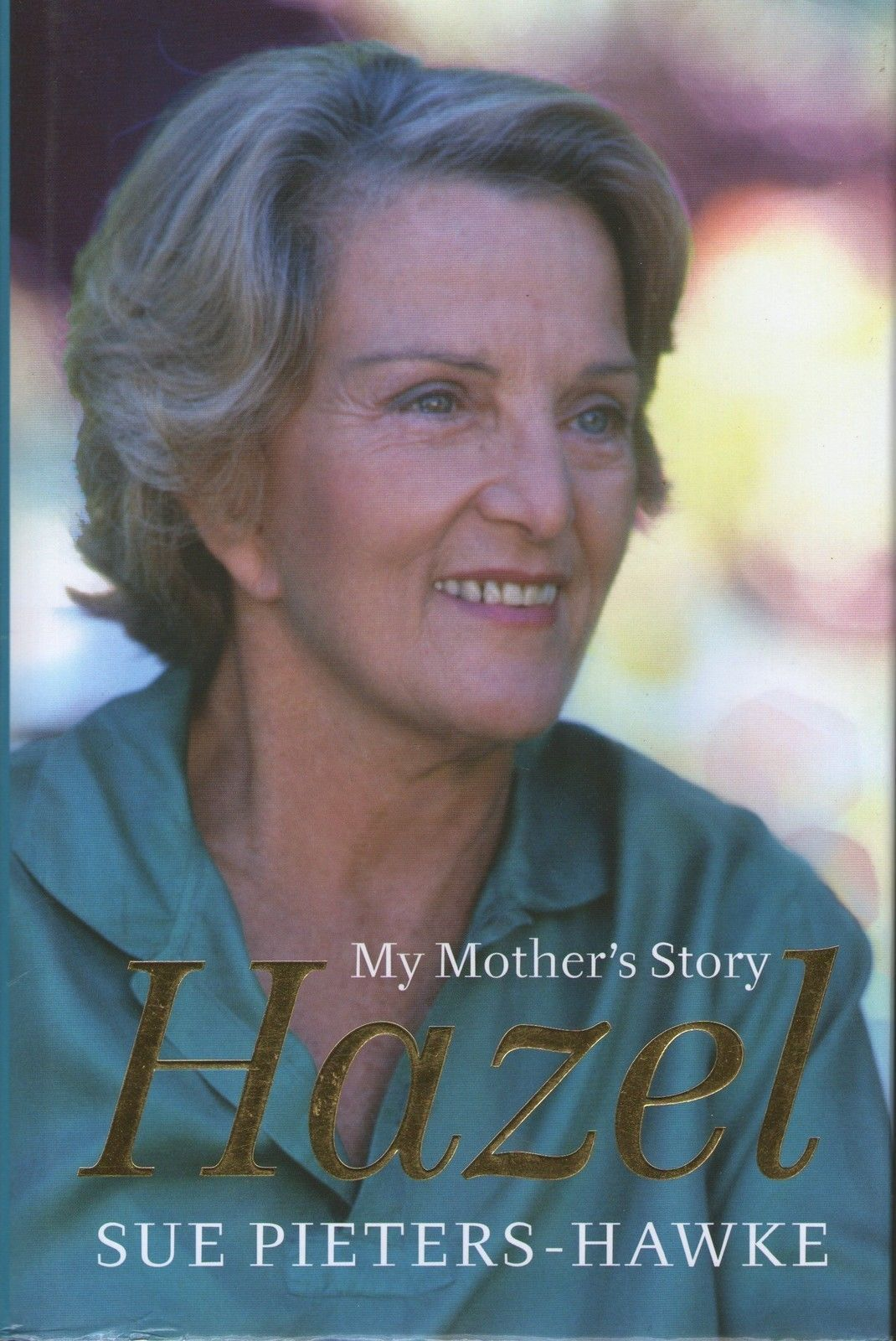"""I'm presently reading the poignant and inspiration biography of Hazel Hawke, """"Hazel - My Mother's Story"""", written by Sue Pieters-Hawke. I came across this wonderfully Hazelesque quote from the book this morning: 'We are responsible for our own decision, successes and disappointments . . . there is no room for """"if only"""" or """"being the victim"""".'  #australia #auspol #hazelhawke #suepietershawke"""