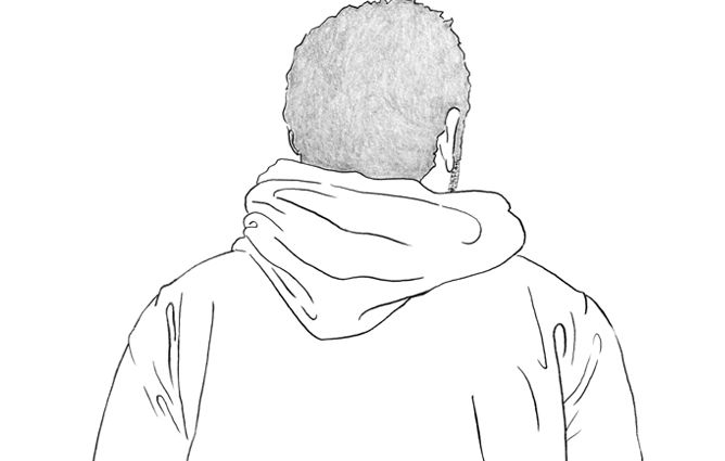 How To Draw A Hoodie Back And Side View Drawings Art Design