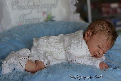 reborn art newborn baby girl doll sold out LE Everleigh by Laura ...