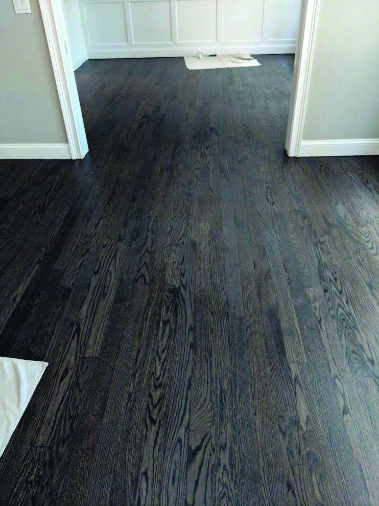 What You Need To Know Before Refinishing Old Hardwood Floors Red Oak Floors Wood Floor Colors Hardwood Floor Colors