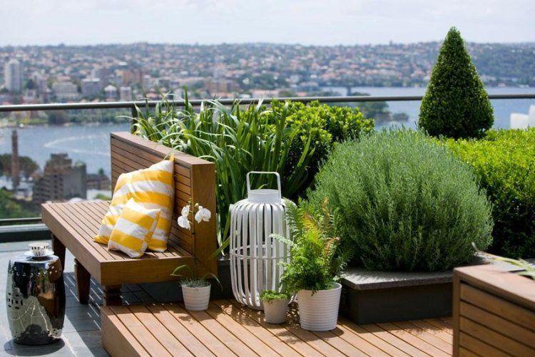 rsultat de recherche dimages pour amenagement jardin terrasse toit