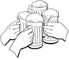 Resultado De Imagen De Jarras De Cerveza Dibujo