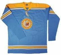 4f26654e8 1961 Pittsburgh Hornets Authentic Hockey Jersey from Ebbets Field Flannels