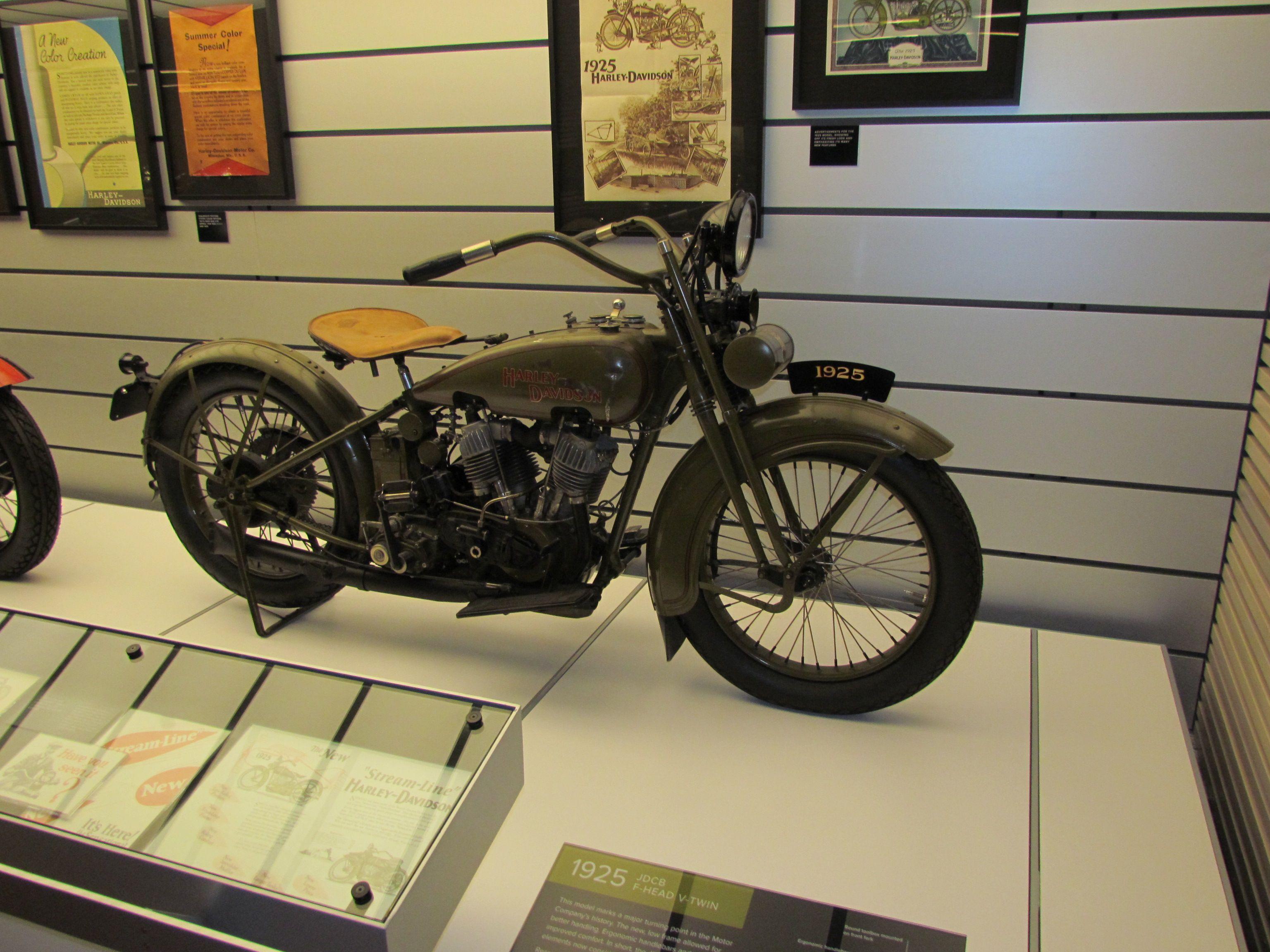 Harley Davidson Museum, Milwaukee