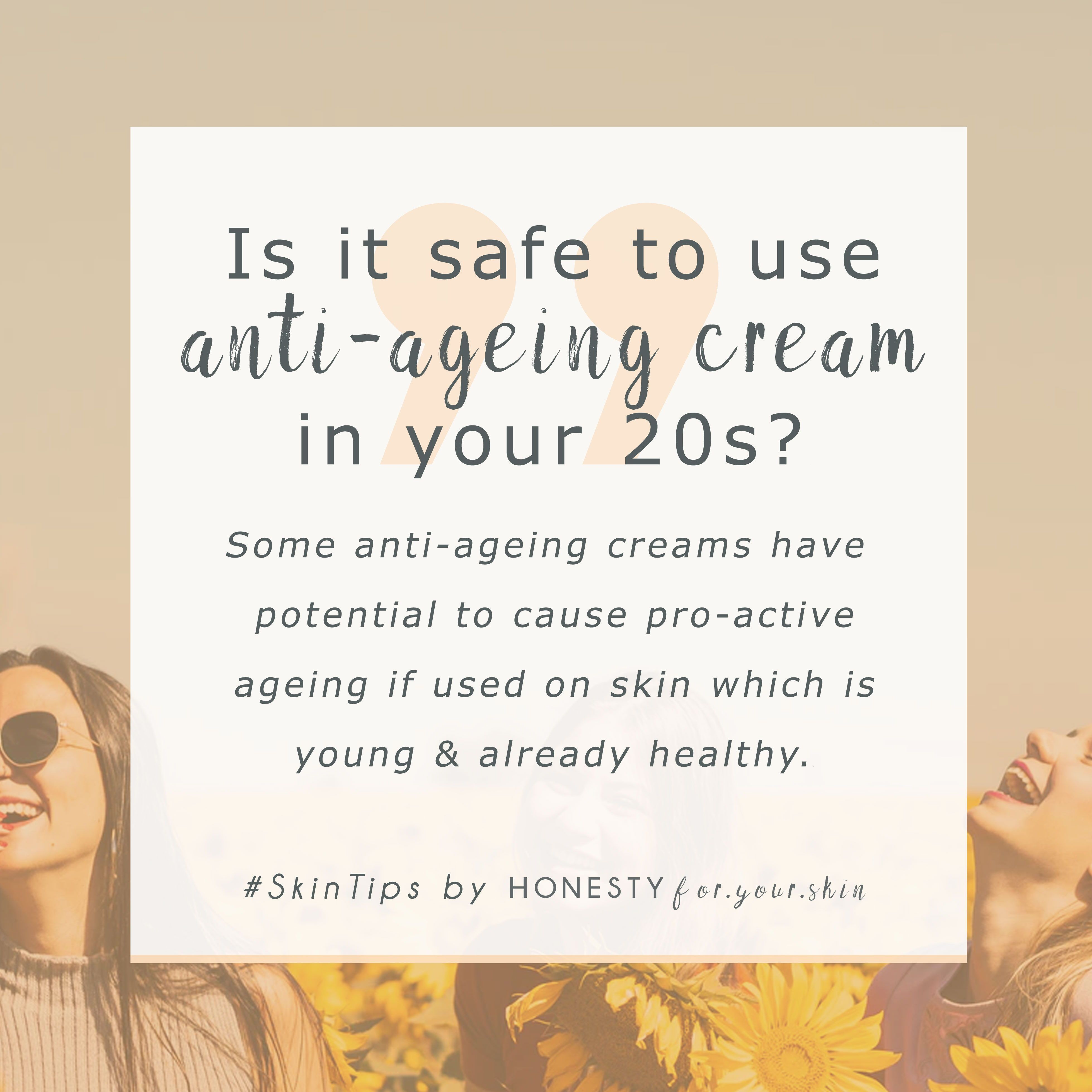 At What Age Should You Start Using Anti Aging Products In 2020 Anti Aging Anti Aging Skin Care Prevent Skin Aging