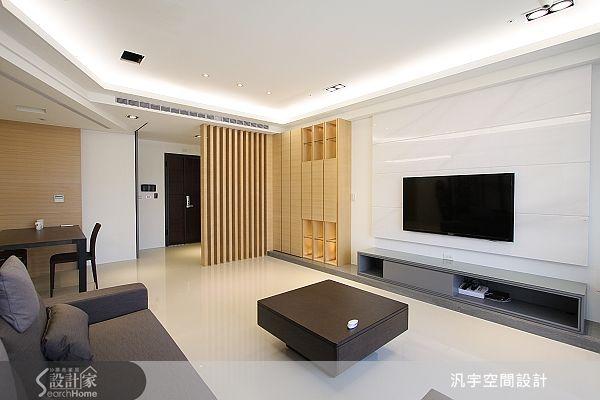 七種簡約摩登感的客廳風格提案 讓家真的很時尚 House Design