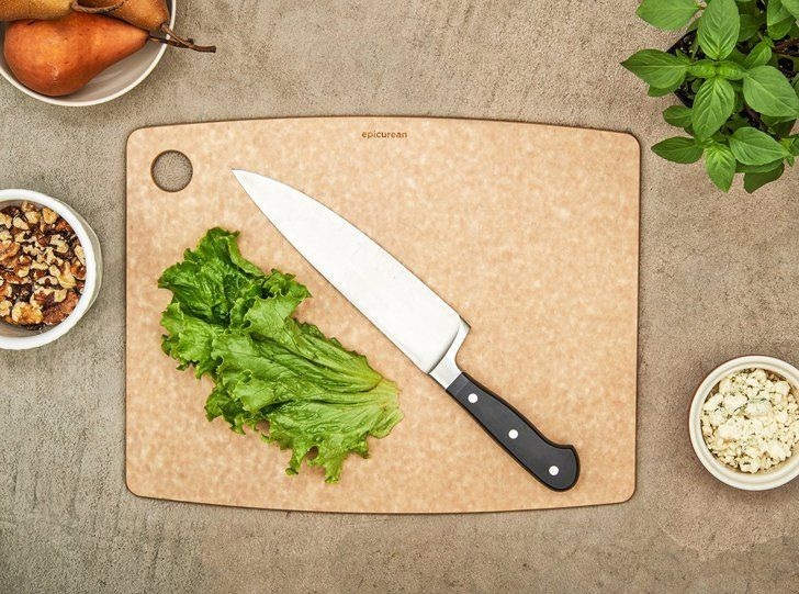 Pin for Later: 30 Killer Kitchen Gifts You Can Score With Amazon Prime Under $25: Epicurean Wood Composite Cutting Board Epicurean Wood Composite Cutting Board (from $25)