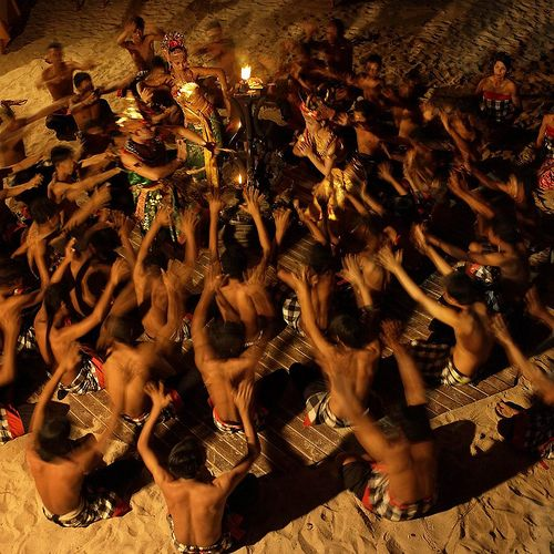 Activity - Kecak Dance