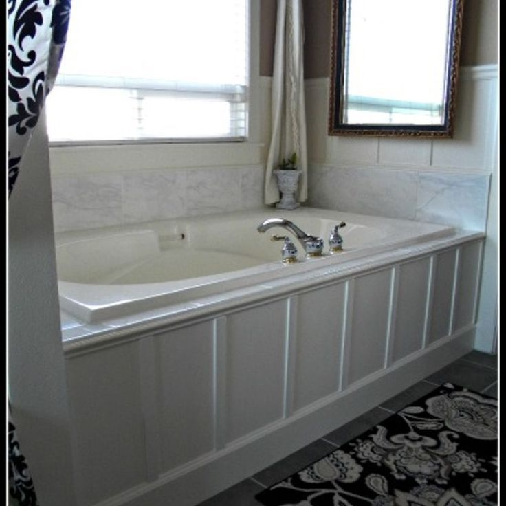 Tile over existing tile for a quick & inexpensive bathtub makeover ...