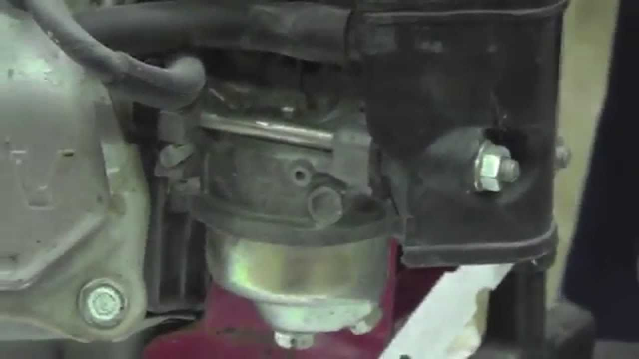 How To Fix A Surging Carburetor with Taryl | Lawn Mower