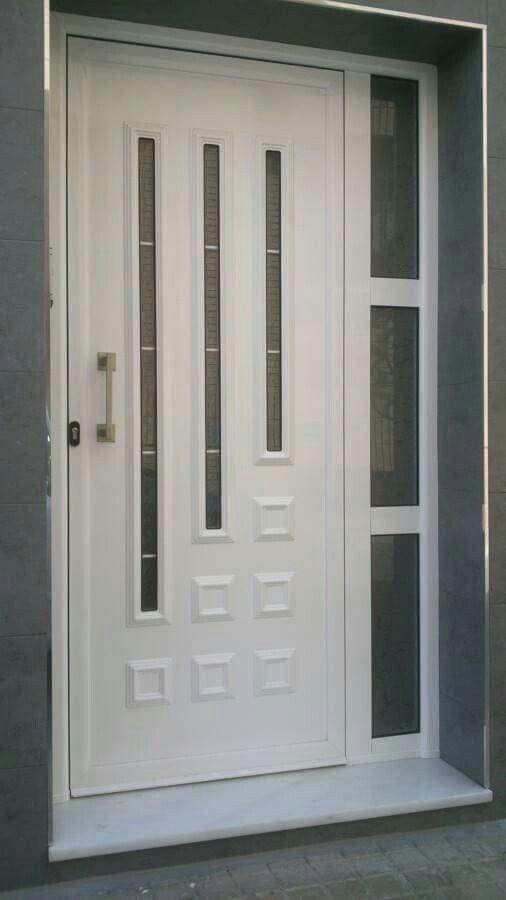 Pin de vicky gaurana en doors puertas principales de - Puertas blancas exterior ...