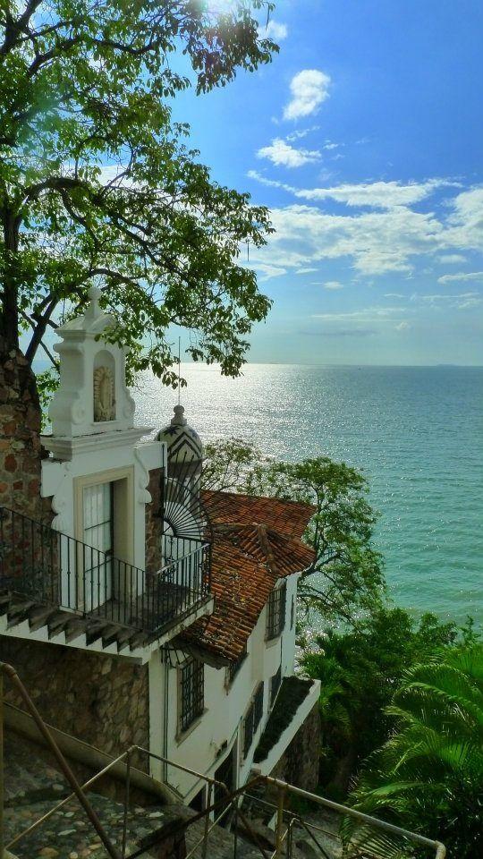Beautiful Puerto Vallarta, Mexico.
