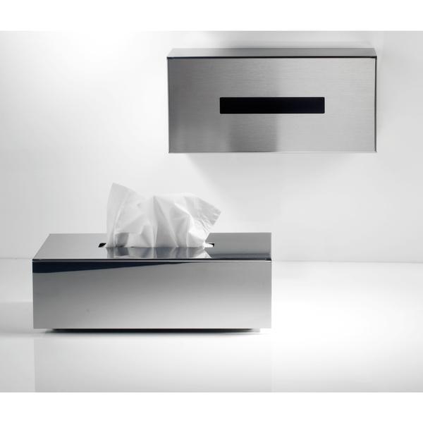 Kb 95 Tissue Box Holder Rectangular Tray Dispenser Tissue Case For