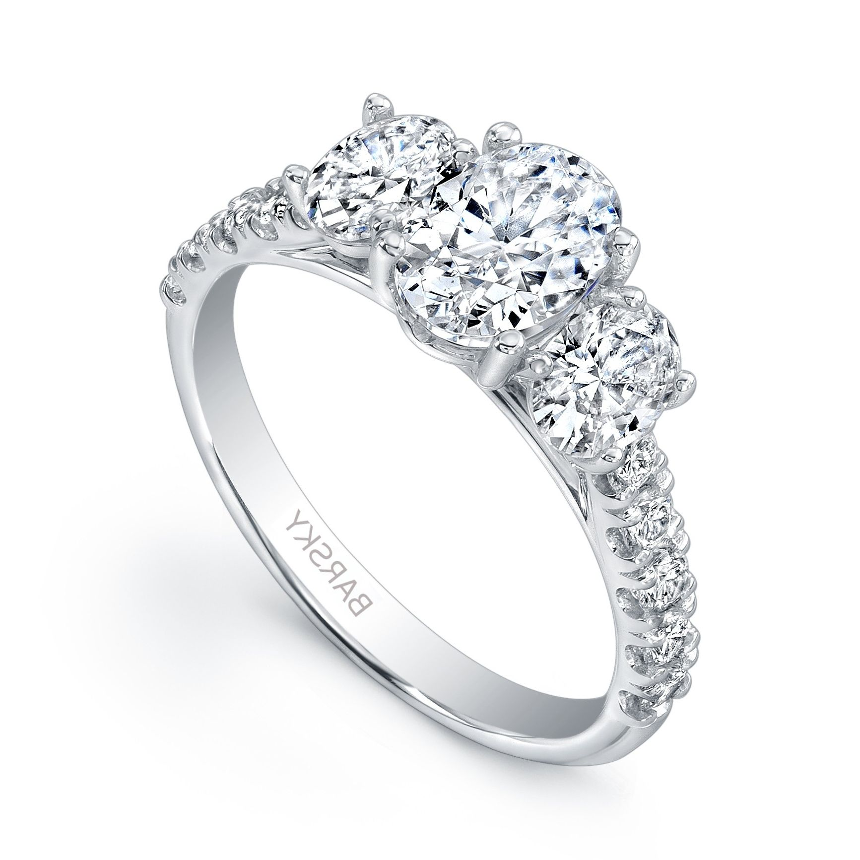 settings setting diamond band jewellery ring eternity round ct matching collection engagement halo collections