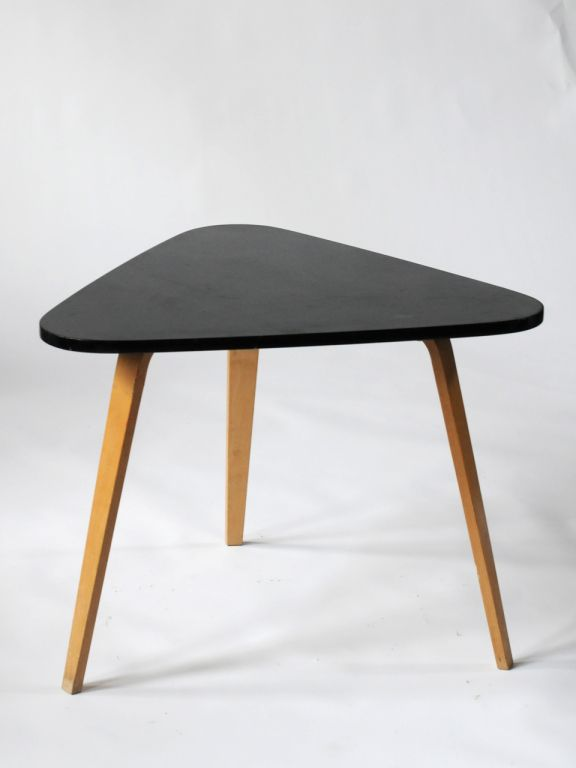 Hans Bellman Three Legs Side Table