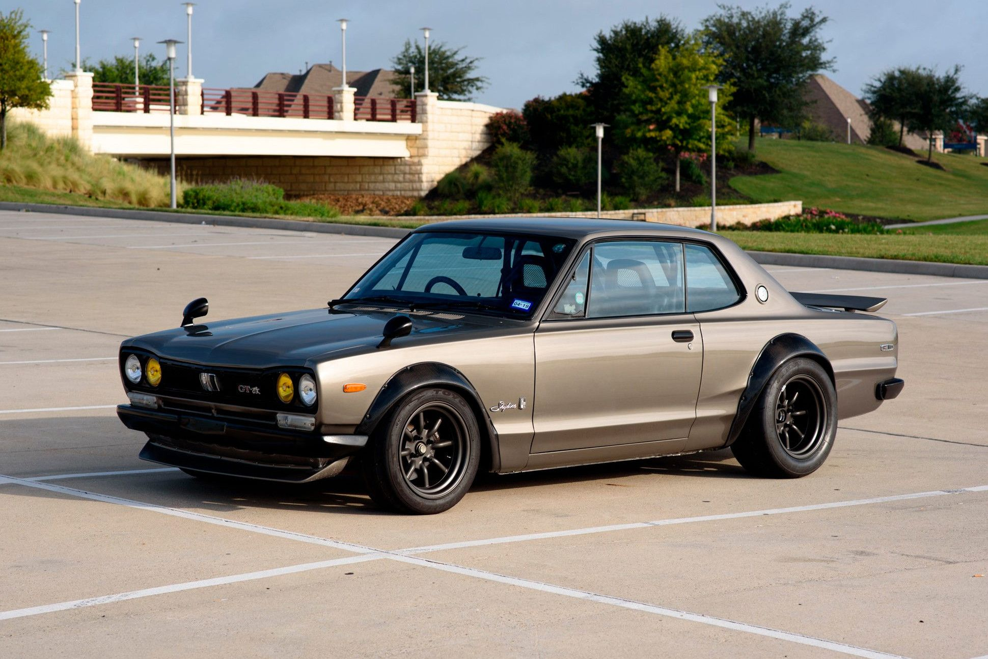This Classic 1972 C10 Nissan Skyline Is Now Up For Auction ...  1972 Nissan Skyline Jdm