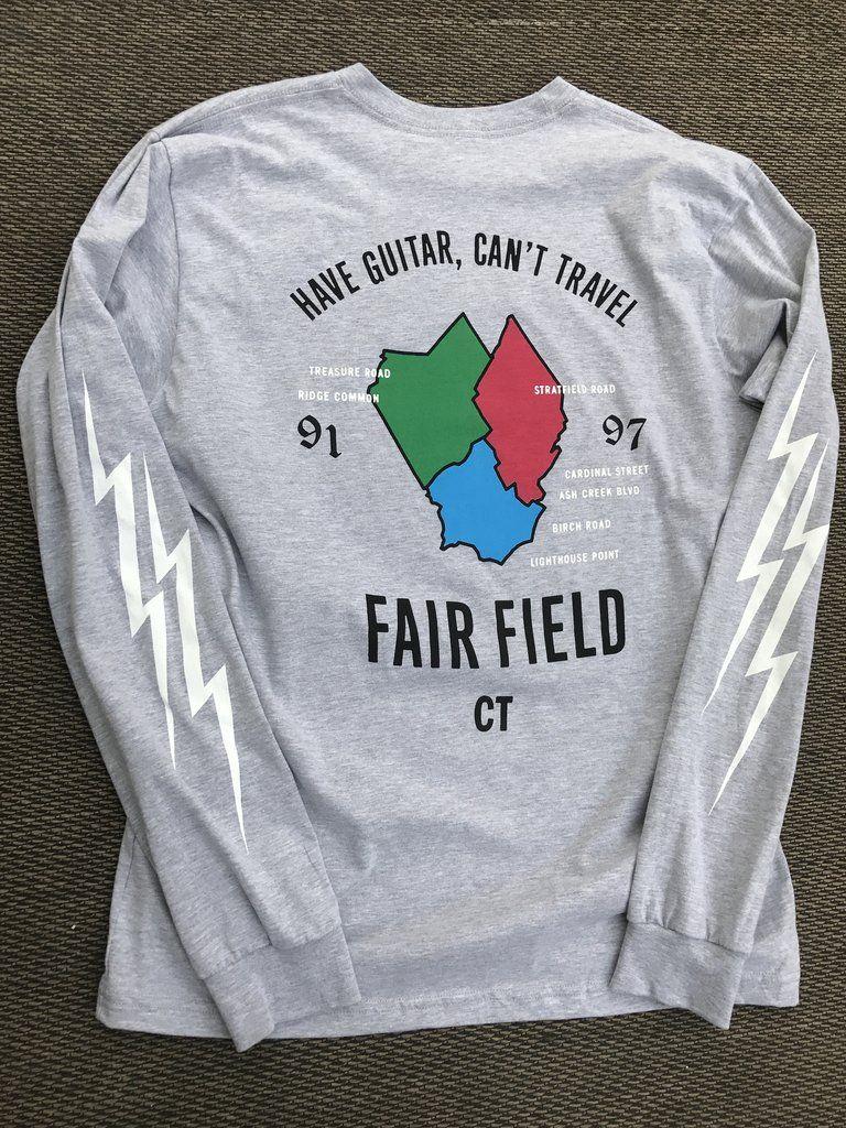 Basement Brigade Gray Long Sleeve Shirt