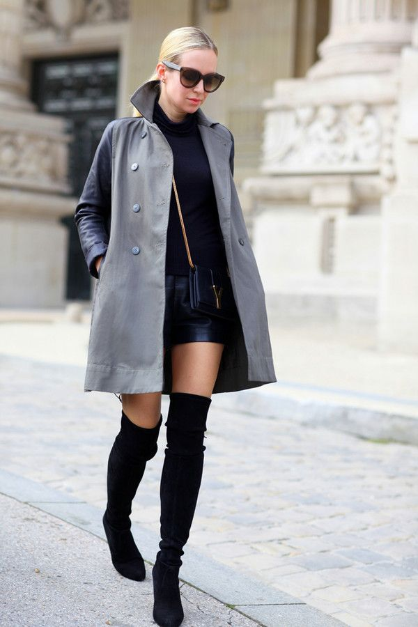 Stuart Weitzman Highland Suede Over the Knee Boots | SHOPBOP ...