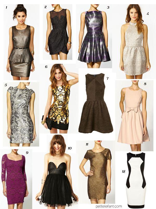 b54972a6342f 12 New Year s Eve dresses under   100 via Petit Elefant  NYE  dresses
