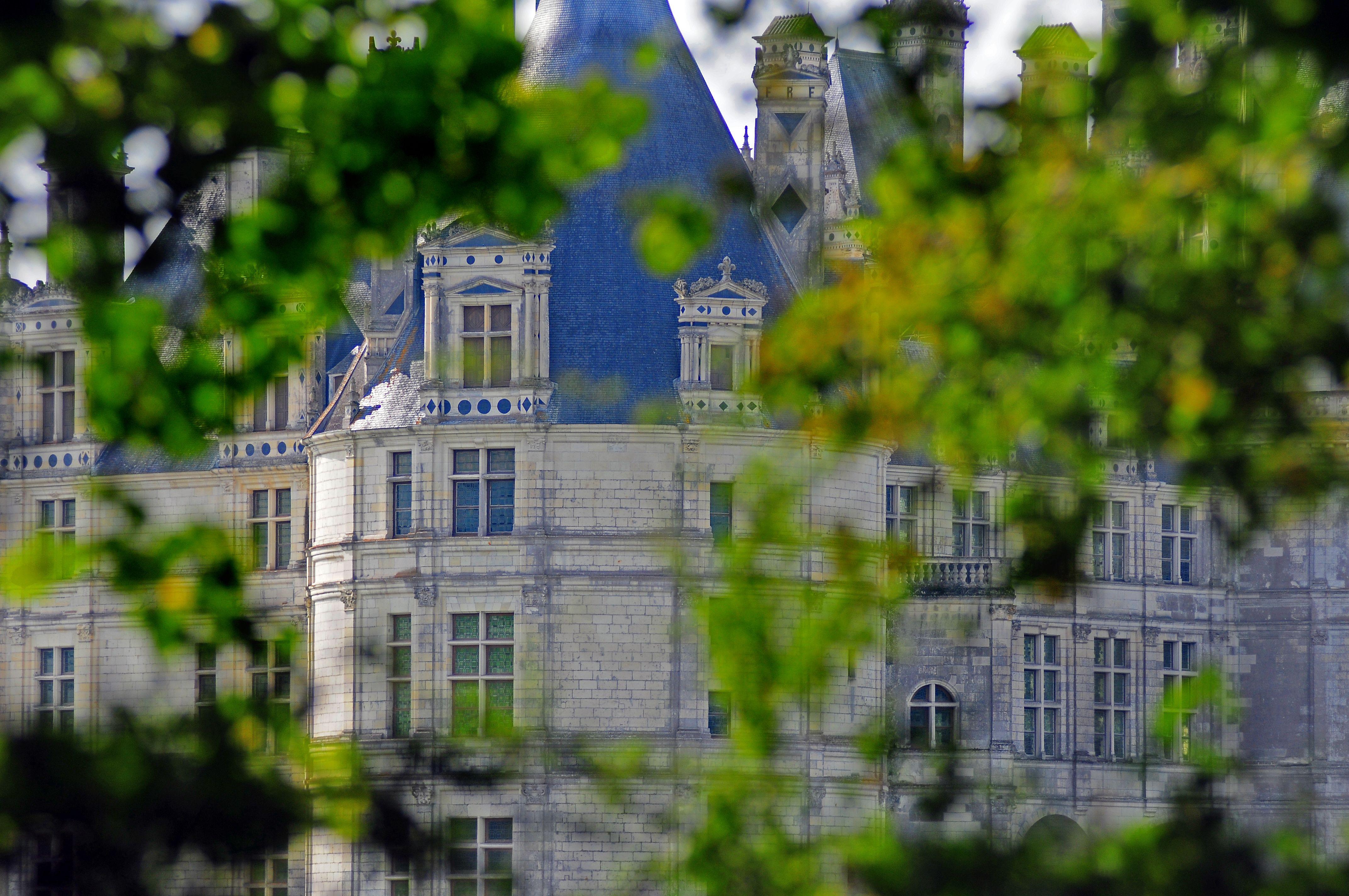 Chambord en automne  #valdeloire #destinationbeauval