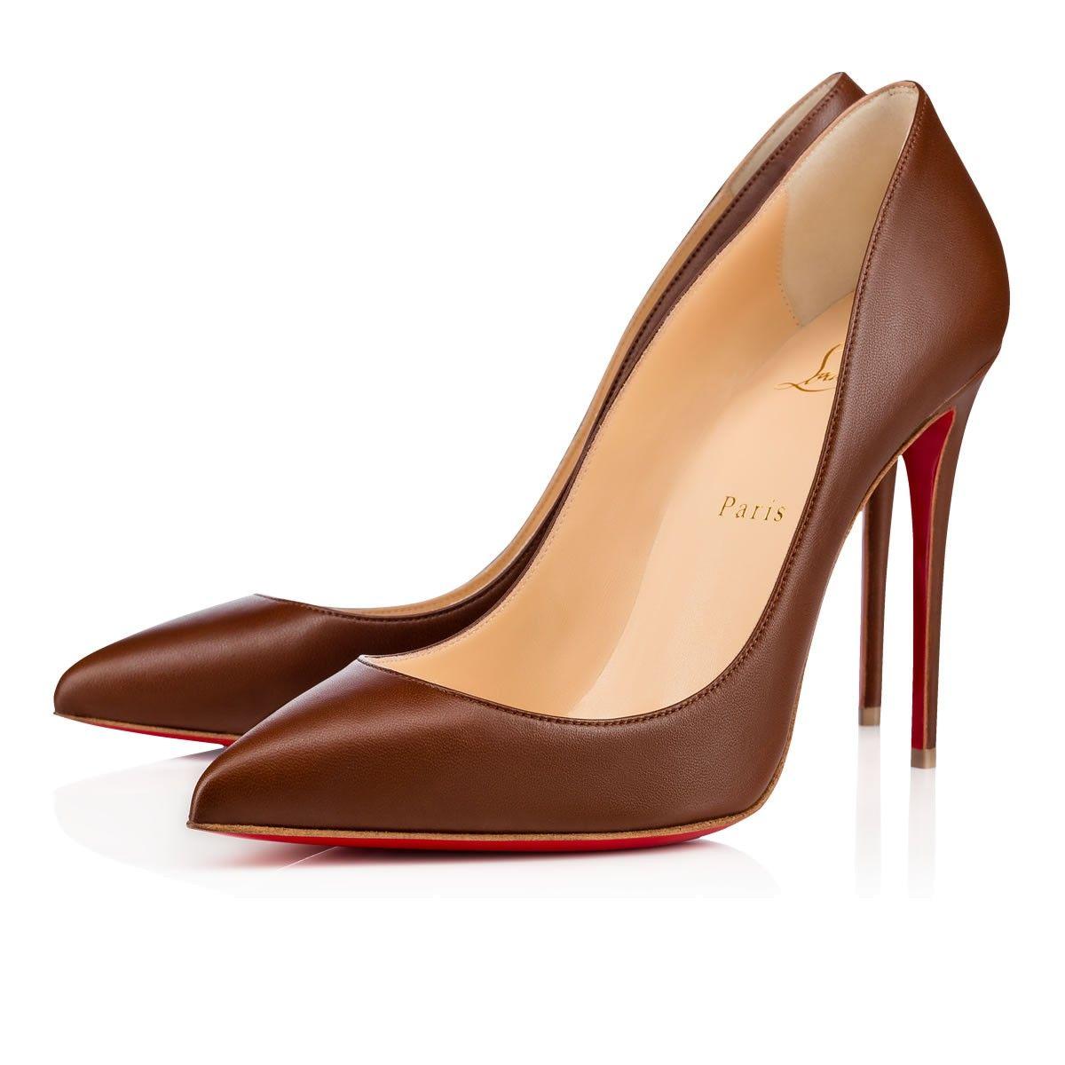 "Shoes - Pigalle Follies ""ada"" N°6 - Christian Louboutin"