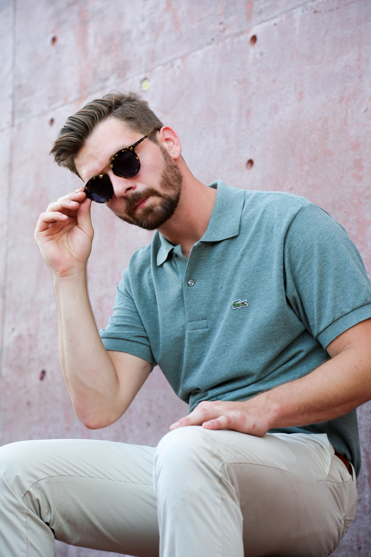 f02d44894f92 New Orleans Eyewear | Beards | Mens sunglasses, Stylish men, Mens ...