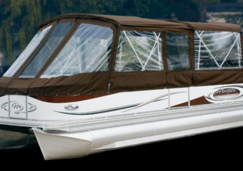 DELUXE PONTOON BOAT COVER Manitou Pontoons 24 Oasis Series