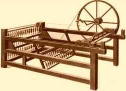 James Hargreaves And The Invention Of The Spinning Jenny