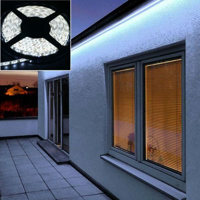 Outdoor Strip Lighting New Led Strip Lighting Dream Color Flexible Led Strip Outdoor Led Decorating Design