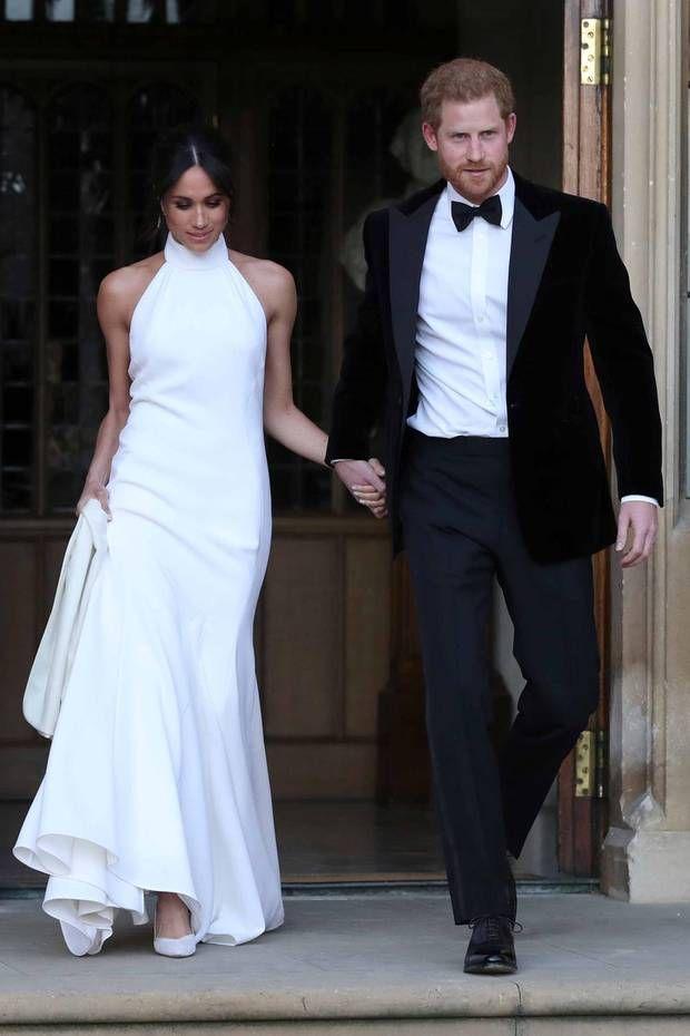 Die Royale Hochzeit Des Jahres Hochzeitskleid Party Prinz Harry Hochzeit Hochzeitskleid Einfach