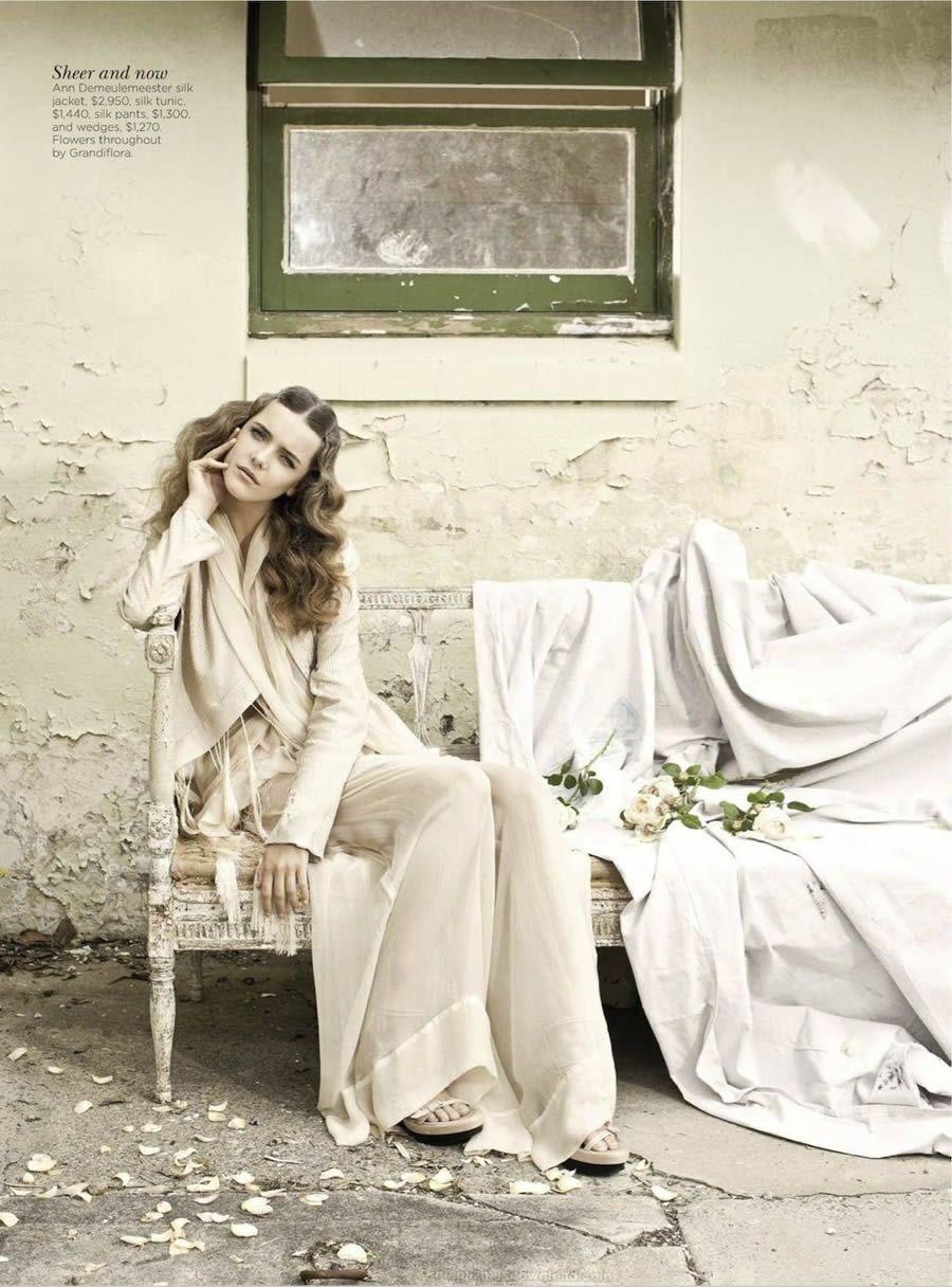New Romantics | Imogen Morris Clarke | Max Doyle #photography | Vogue Australia March 2012
