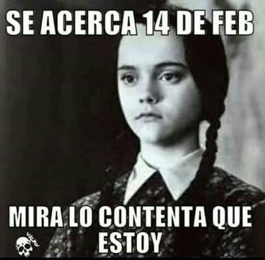 Se acerca el 14 de febrero
