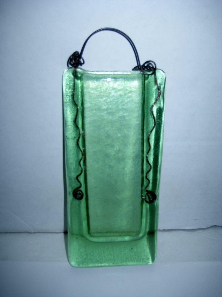 Wire Wall Pocket Vase Wire Center