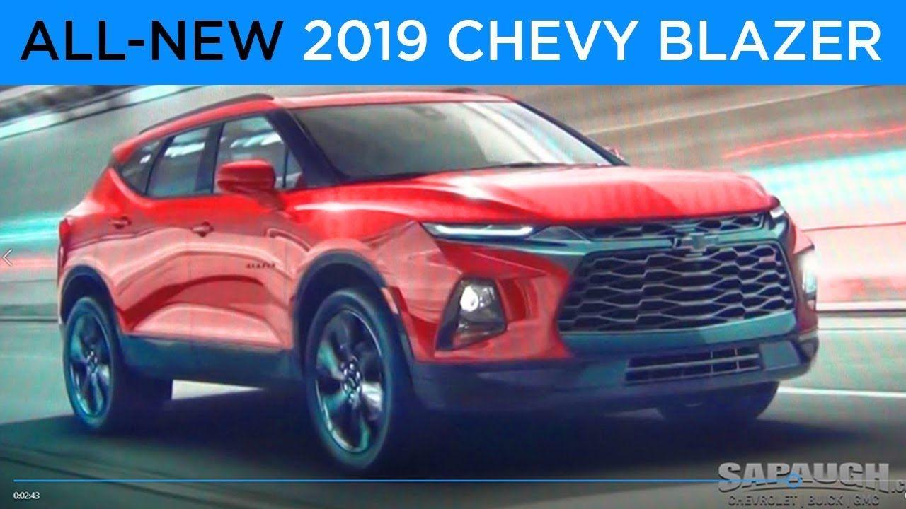 New 2019 Chevy Blazer For Sale St Louis Missouri Chevy St Louis