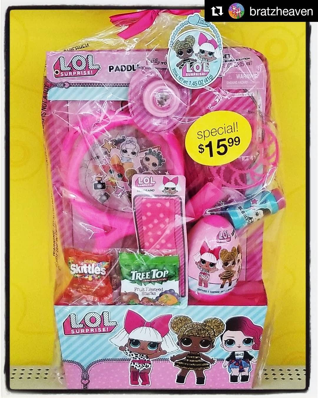 306adc05c510 For all of the LOL Surprise Doll collectors this is a Must Have at Kmart.