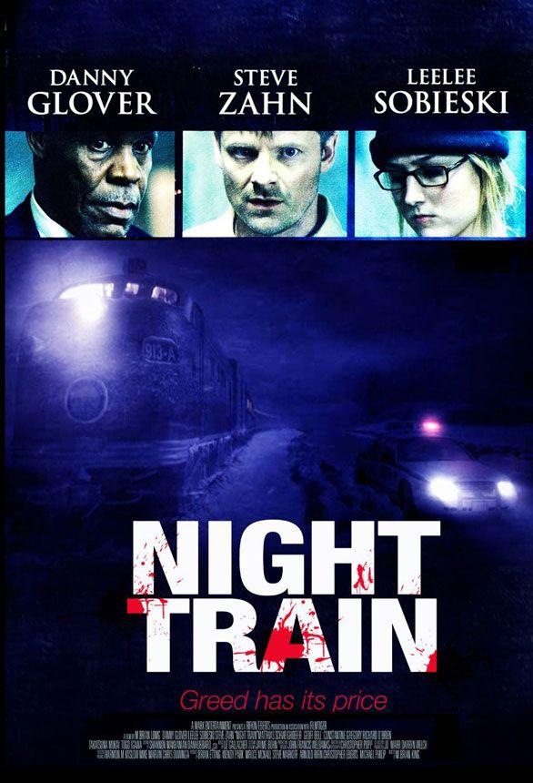 Night Train Movie Poster  Movies Pic    Movie