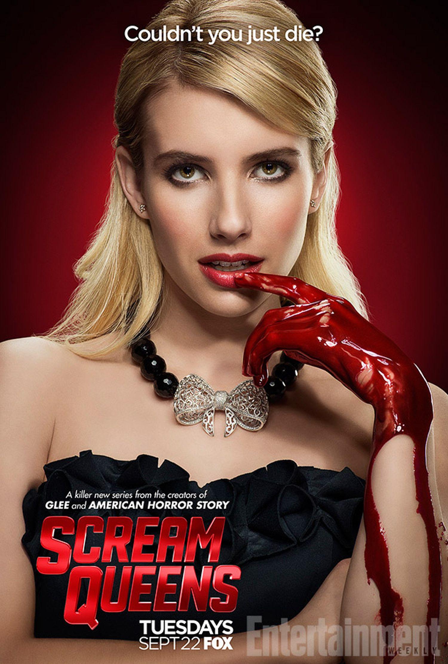 0ba706963fed0 Scream Queens | Great Shows in 2019 | Scream queens cast, Scream queens  season 1, Scream queens 2015